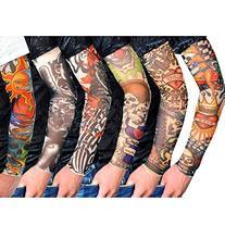Eforstore New Fashion Pack of 6 pcs Temporary Fake Slip on