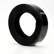 3M Fastener TB3571/TB3572 Hook/Loop Black, 1 in  x 10 ft