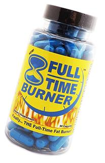 Full-Time Fat Burner - Get The Best Natural Fat Burning