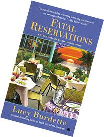 Fatal Reservations :  A Key West Food Critic Mystery