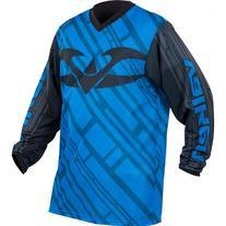 Valken Fate II Jersey, Black/Blue, Large