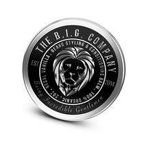 B.I.G. Beard Balm - 100% Organic Premium Beard Balm for