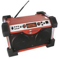 Sangean FB-100 Fatbox Rugged Industrial AM/FM Radio