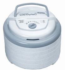 Nesco FD-75A Snackmaster Pro Food Dehydrator, White