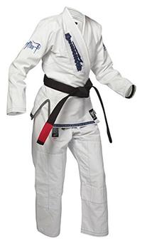 Gameness Women's Feather Gi White F3