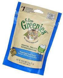 FELINE GREENIES 3oz Bag Tempting Tuna