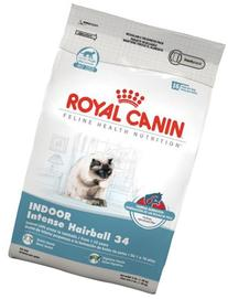 ROYAL CANIN Feline Health Nutrition Indoor Intense Hairball