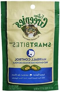 GREENIES 6-Pack Feline Smart Bites Treat, Tuna, 2.1-Ounce