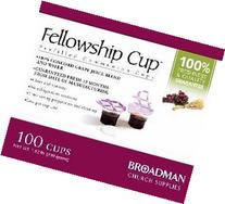 Fellowship cup,Prefilled communion cups juice/wafer-100 cups