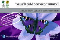 Femmenessence MacaPause - Hormone balance for women 50, 60,