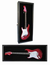 Fender / Electric Guitar Display Case Cabinet Shadow Box