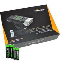 Fenix BC30R 1600 lumen USB rechargeable Dual Distance Beam