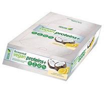 Genuine Health Fermented Vegan Proteins+ bar, Lemon Coconut