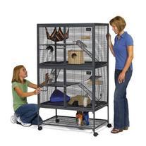 Ferret Nation Habitat / Cage, Double Unit
