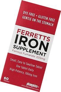 Ferretts Tablets #60