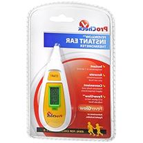 ProCheck FeverGlow Instant Ear Thermometer, Model IRDY1-1-