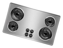 """Frigidaire FFEC3605LS 36"""" Electric Cooktop, Stainless"""