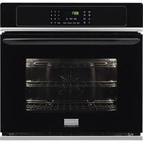 "Frigidaire FGEW2765PBGallery 27"" Black Electric Single Wall"
