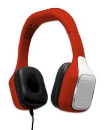 First Act FI605 JamTech Lightbeats Headphones - Red