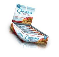 18g Fiber - Quest Bar Peanut Butter amp; Jelly - Low Carb