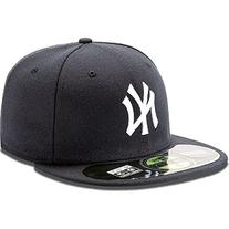 MLB New York Yankees Game AC On Field 59Fifty Fitted Cap-712