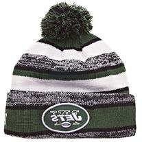 New Era On field Sport Knit New York Jets Game Hat Green/