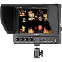 "Elvid 7"" FieldVision On-Camera 3G-SDI & HDMI Pro LCD Monitor"