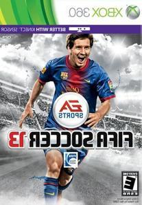 FIFA SOCCER 13  XBOX 360 NEW