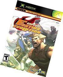 Capcom Fighting Evolution - Xbox