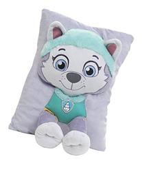 Paw Patrol Figural Everest Decor Pillow