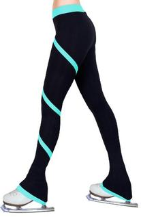 Figure Skating Spiral Polartec Polar Fleece Pants