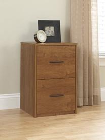 File Cabinet - Bank Alder