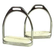 Coronet Premium Fillis Stirrup Irons, 4 1/2-Inch