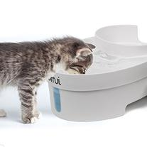 Cat Dog FOUNTAIN Filtered Water Pet Feeder with Removable