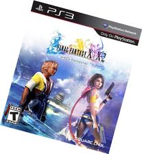 Final Fantasy X/X-2 HD Remaster Standard Edition -