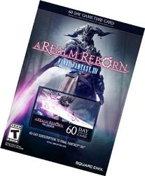 Square Enix Final Fantasy XIV: A Realm Reborn 60 Day Time