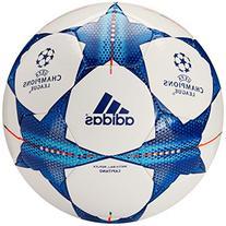 adidas Performance Finale 15 Capitano Soccer Ball, White/