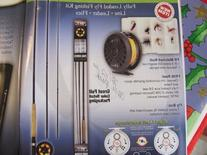 Fine River Fly Fishing Kit: Rod, Reel, Line, Leader and