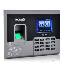 Generic Fingerprint Time Attendance System - 2. 8 Inch