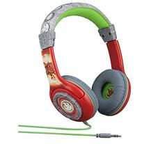 Skylanders Fire Element Kid-Friendly Headphones