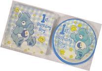 Care Bears First 1st Birthday Boy Party Supplies ~Desser