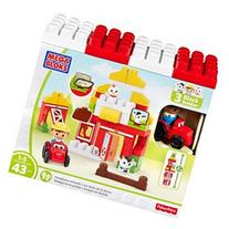 Mega Bloks First Builders Farmhouse Friends 43 Pieces