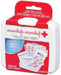 Johnson & Johnson First Aid To Go!, Emergency First Aid