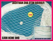 6 X 23 Ft Fish Nets, Fishing Nets, Netting, for Hockey, La