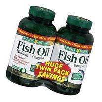 Nature's Bounty Fish Oil 1200 mg Rapid Release Liquid