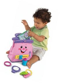 Fisher-Price Laugh & Learn My Pretty Learning Purse Children