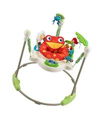 Fisher Price Rainforest Jumperoo Baby Bouncer Entertainer  