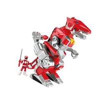 Fisher-Price Imaginext Power Rangers Red Ranger And T-Rex