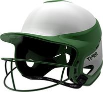 Rip-It Fit Gloss Fastpitch Helmet With Vision Pro GREEN