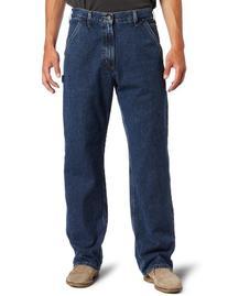 Carhartt Men's Washed Denim Original Fit Work Dungaree B13,
